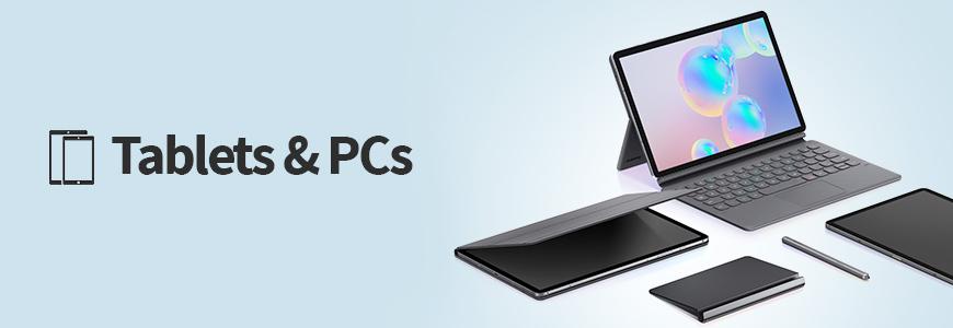 Tablets & PCs