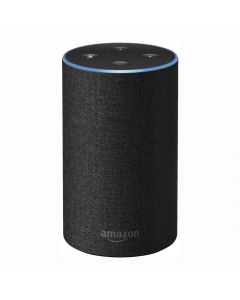 Amazon Echo 3rd Generation Smart Speaker with Alexa - Black - main