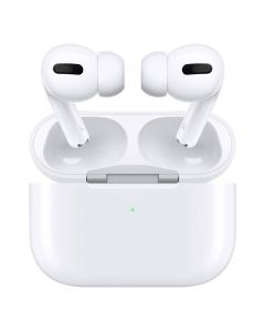 Apple Airpods Pro with Wireless Charging Case White front