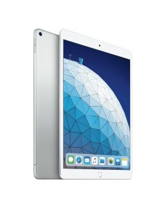 "Apple iPad Air (2019, Gen 3) 10.5"" WiFi + Cellular 256GB A2123 - Silver Main"