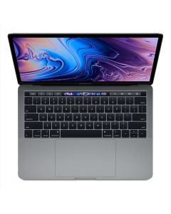 "Apple Macbook Pro 13.3"" 2019 1.4 Ghz with Touch Bar 128GB Space Grey front"