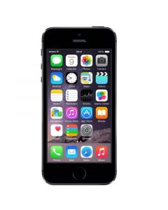 Apple iPhone 5s Grey Front