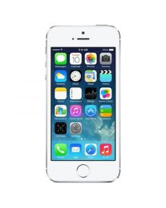 Apple iPhone 5s Silver Front