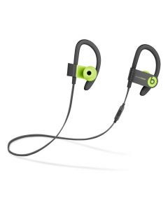 [CPO - As New] Beats Powerbeats 3 Wireless Earphones Shock Yellow front
