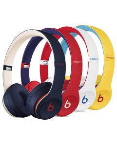 Beats Solo3 Wireless On-Ear Headphones Club Collection -main