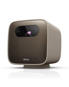 BenQ GS2 Wireless Portable LED Projector for Outdoor Family Entertainment  - Brown-main