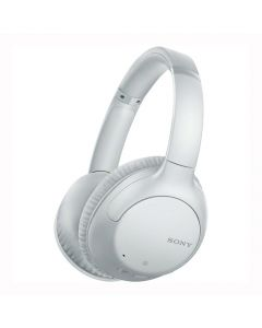 Sony WH-CH710N Wireless Noise Cancelling Headphones - White - Main