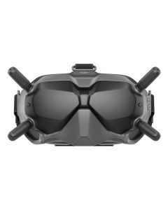 DJI Frist-Person View FPV Goggles Black front
