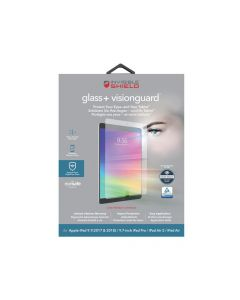 "Zagg Glass+ Visionguard for iPad 9.7"" (2017-2018) - Package"