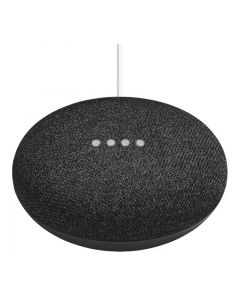 Google Home Mini Smart Speaker & Home Assistant - Charcoal