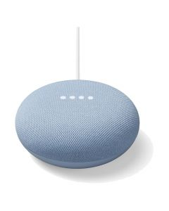 Google Nest Mini Smart Speaker Home Assistant - Sky Blue-main