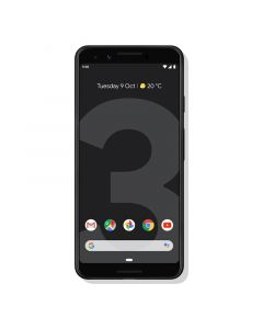 [CPO - As New] Google Pixel 3 (64GB/4GB, SD 845) - Just Black front