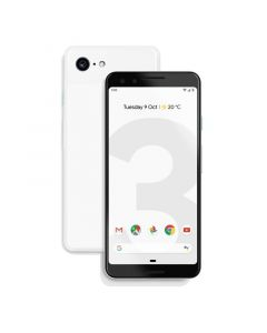 "Google Pixel 3 (5.5"", 12.2 MP, SD 845) - Clearly White"