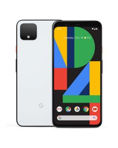 """[Open Box - As New] Google Pixel 4 (5.7"""", 16MP, 64GB/6GB) - Clearly White"""