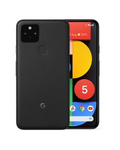 Google Pixel 5 5G (Nano Sim, 128GB/8GB, 6.0'') - Just Black-main