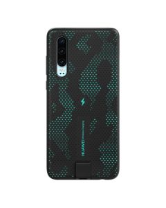 Huawei Wireless Charging Case For Huawei P30 Sparkle Blue front