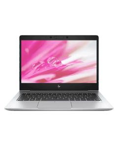 HP Elitebook 830 (G6, I7-8565U, 8GB/256GB, W10P, 13.3'') - Sliver-front