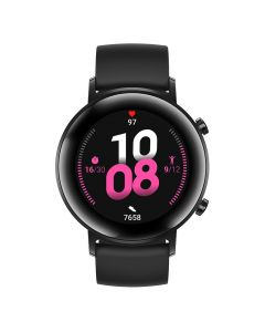 Huawei Watch GT 2 Sport 42mm Smartwatch Night Black front