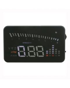 Scosche Heads Up OBD II LED Display - Front