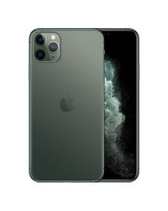 [Open Box - As New] Apple iPhone 11 Pro Max 64GB - Midnight Green Front