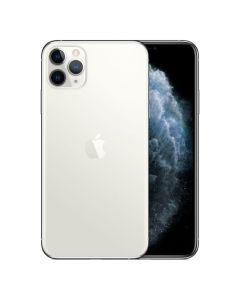 Apple iPhone 11 Pro Max 256GB Silver front