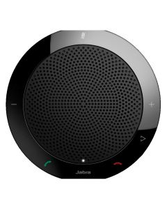 Jabra Speak 410 MS USB Corded Speakerphone - Black-main