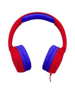 JBL On-Ear Headphones for Kids JR300 - Red-main