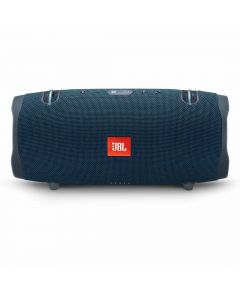 JBL Xtreme 2 Portable Wireless Waterproof Speaker w/ Power BanK Blue front