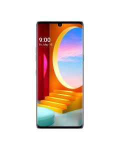 "LG Velvet 5G (6.8"", 48MP, 128GB/6GB) - Aurora Grey Front"