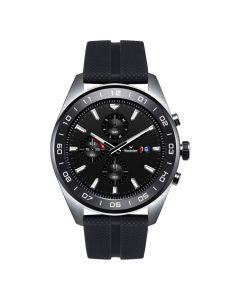 LG Watch W7 W315 Stainless Steel Silver Black front
