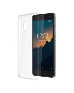 Nokia 2.1 Slim Case - Clear Front