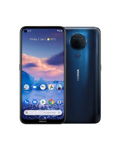 Nokia 5.4 (2021, 6.39'', 128GB/4GB, 48MP) - Polar Night-main