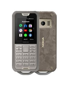 Nokia 800 Tough (4G/LTE, Keypad, Waterproof) - Sand-main