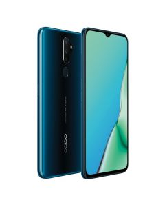 [CPO - As New] Oppo A9 2020 (Dual Sim 4G/4G, 128GB/4GB) - Marine Green- all