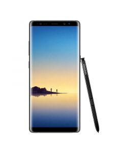 Samsung Galaxy Note8 - Black Front