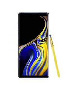 Samsung Galaxy Note 9 (Single Sim, 512GB/8GB, Tel) - Ocean Blue Front