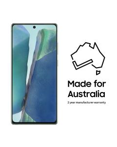 "Samsung Galaxy Note 20 (4G, 6.7"", 64MP, 256GB/8GB) - Green Australia"