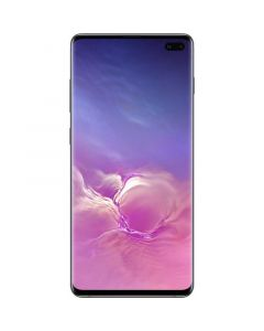 [Grade B - Pre Owned] Samsung Galaxy S10+ Plus (512GB/8GB, VF) - Ceramic Black front