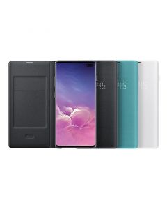 Samsung Galaxy S10+ Plus LED View Wallet Cover
