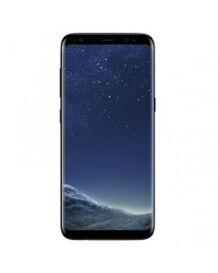 Samsung Galaxy S8 64GB - Midnight Black Front