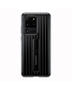 Samsung Galaxy S20 Ultra Protective Cover - Black - Back