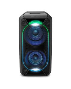 Sony EXTRA BASS High Power Audio System with Built-in battery GTK-XB90 - Black-front
