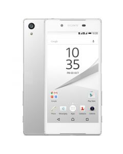 [Open Box As New] Sony Xperia Z5 E6653 White front