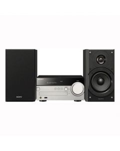 Sony CMT-SX7B Hi-Fi System with Wi-Fi / Bluetooth Technology - Black - main