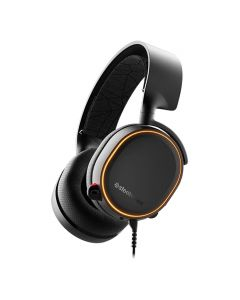 SteelSeries Arctis 5 Gaming Headset Refresh Edition - Black-main