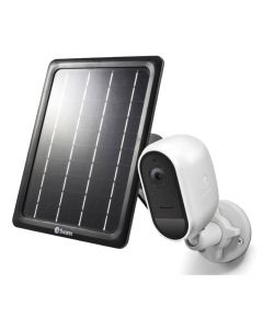 Swann 1080p Wire-Free Outdoor Security Camera with Solar Panel - main