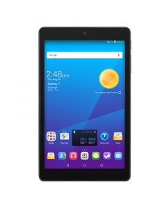 Telstra Essentials-Tab Plus 4G Tablet 9022S - Grey Front