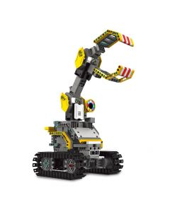 UBTECH Jimu Series TrackBot Kit Educational and Connected Motorised Construction Robot-main
