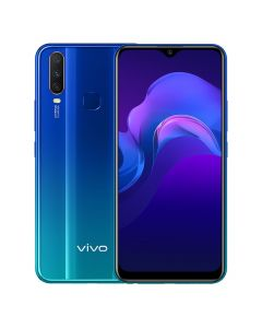 vivo Y12 Dual Sim 4G/4G 64GB Aqua Blue all