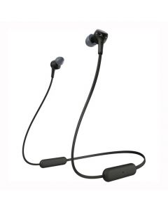 Sony WI-XB400 Extra Bass Wireless In-Ear Headphones - Black - Main